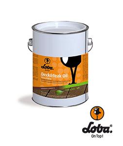 aplicação deck oil loba